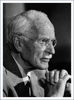 Swiss psychiatrist Carl Jung